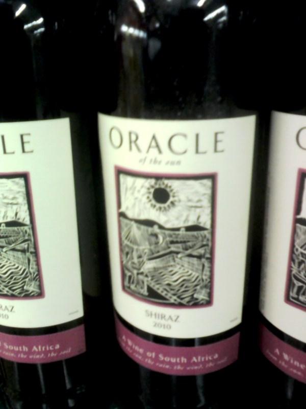 Oracle.