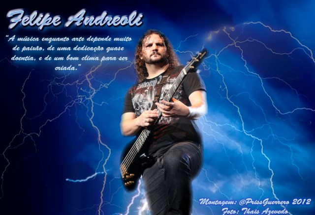 Felipe Andreoli: um cara incrível!