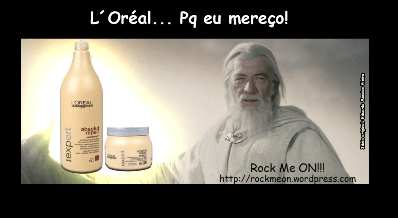 Gandalf, The White!