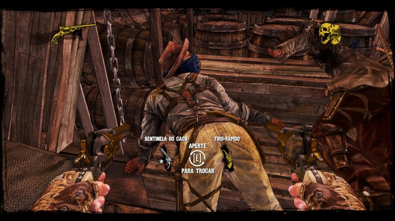 Call of Juarez: Porn Moment