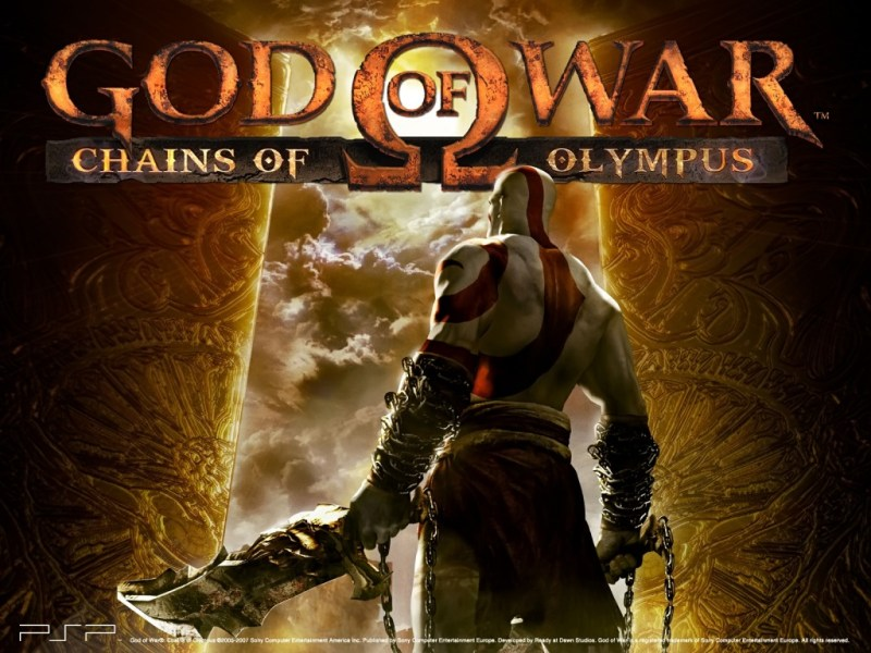 Terminei God Of War!!!!