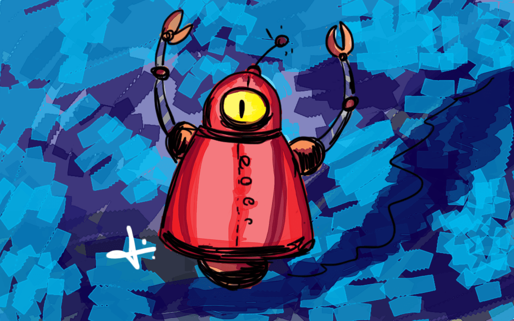 Red Robot!
