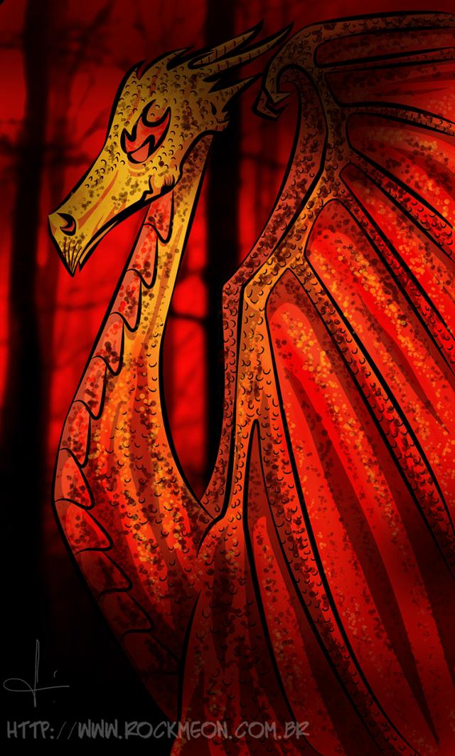 Dragão Finalizado.