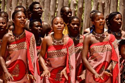 South Africa, Swaziland & Mozambique Tour 14