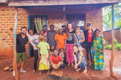 Uganda Tour 1