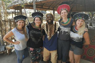 South Africa, Swaziland & Mozambique Tour