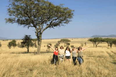 Serengeti Group Tour