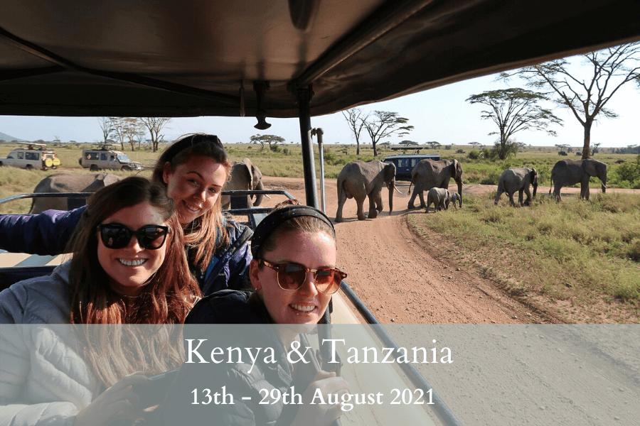 Zambia & Zimabwe Safari Yoga Retreat