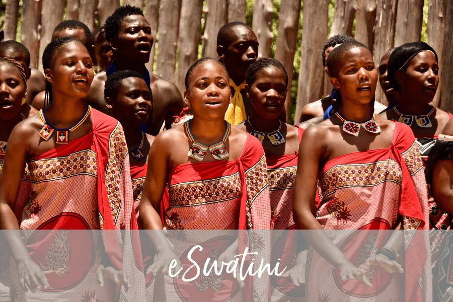 Eswatini Tour