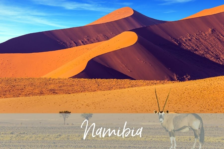 Namibia Group Tour