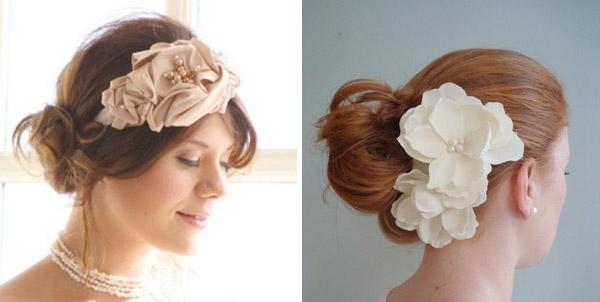 Wear A Flower In Your Hair ROCK MY WEDDING UK