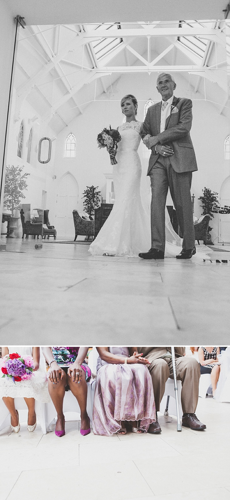 A Colourful Contemporary Wedding At Fazeley Studios Digbeth Bride in Justin Alexander Gown Photography by Jordanna Marston 0007 Love In A Hopeless Place.