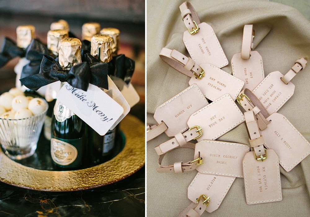 Unique Wedding Favors Guests