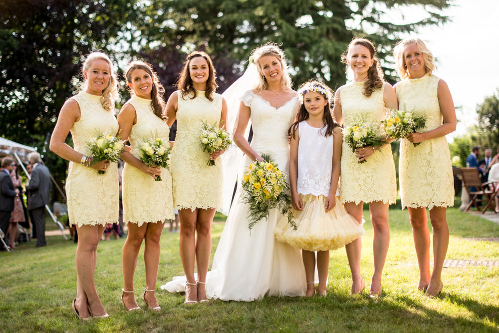 Yellow Bridesmaids Dresses Archives ROCK MY WEDDING UK