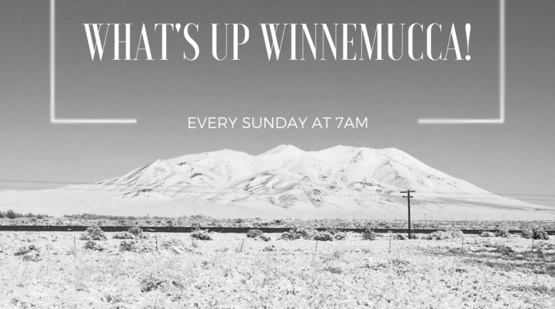 What's Up Winnemucca! – Your Local Public Service Program