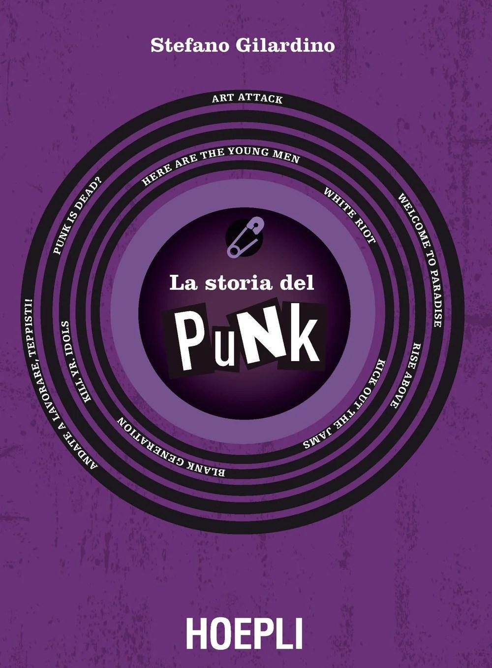 Recensione di La Storia Del Punk – Stefano Gilardino
