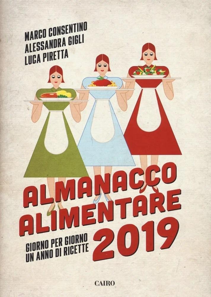 Recensione di Almanacco Alimentare 2019 – AA VV