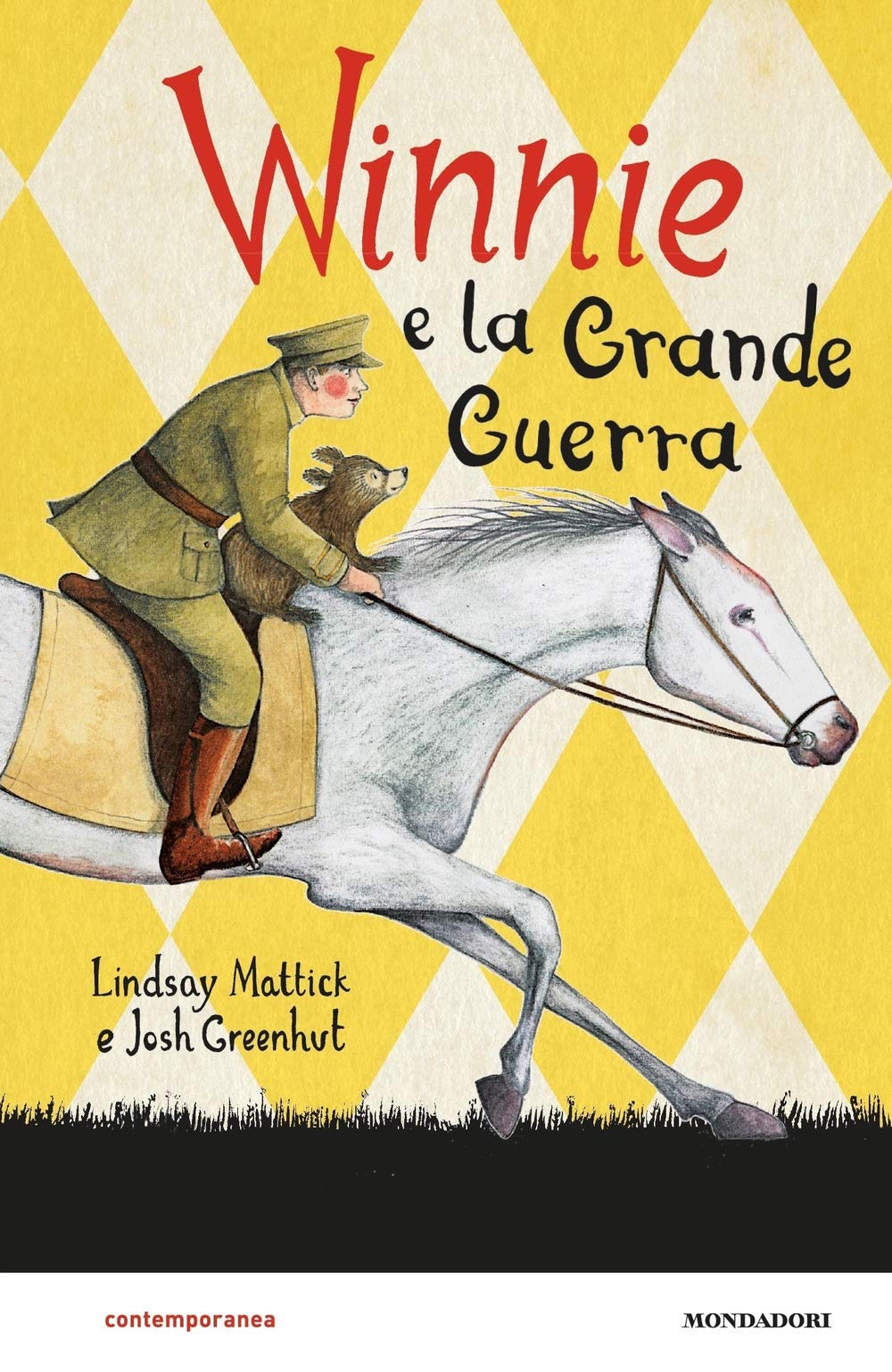 Recensione di Winnie E La Grande Guerra – L. Mattick-J. Greenhut