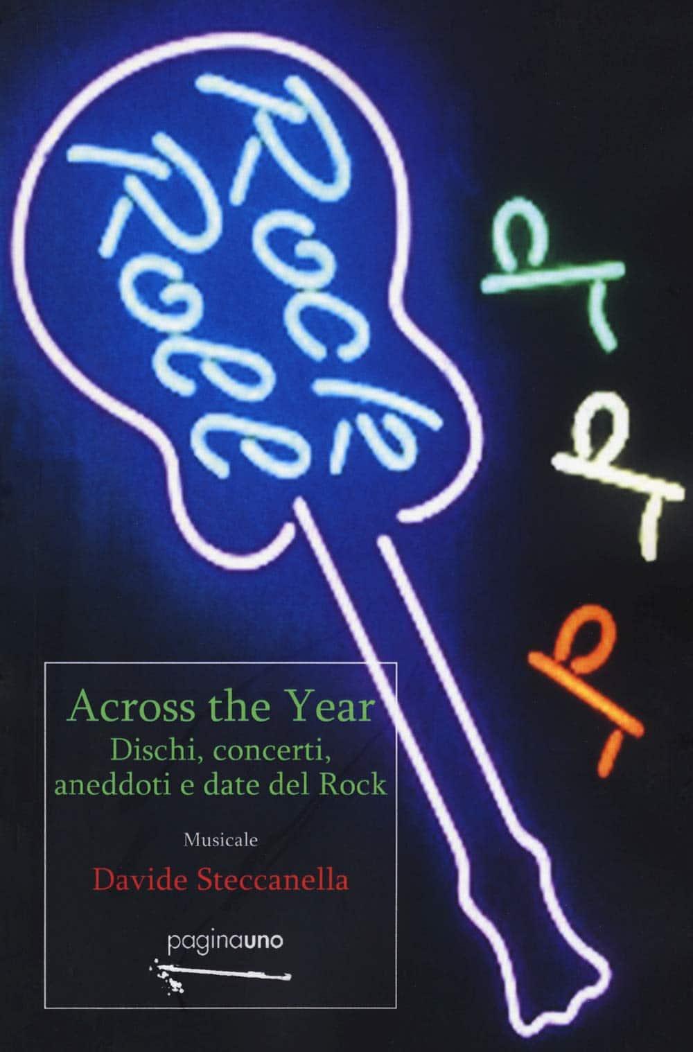Recensione di Across The Year – Davide Steccanella