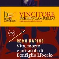 Recensione di Vita, Morte E Miracoli Di Bonfiglio Liborio - Remo Rapino