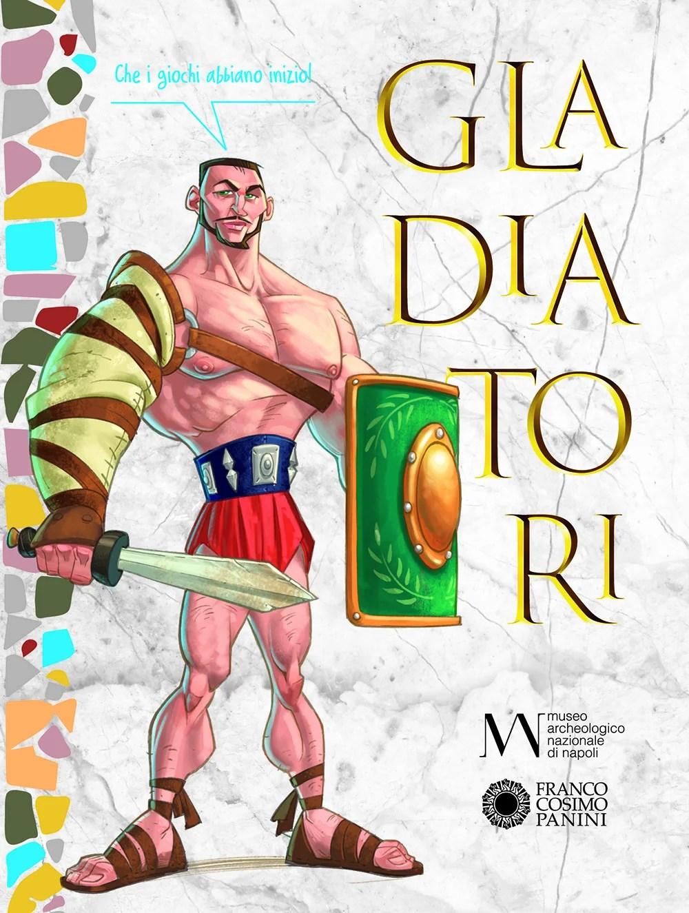 Recensione di Gladiatori – AAVV