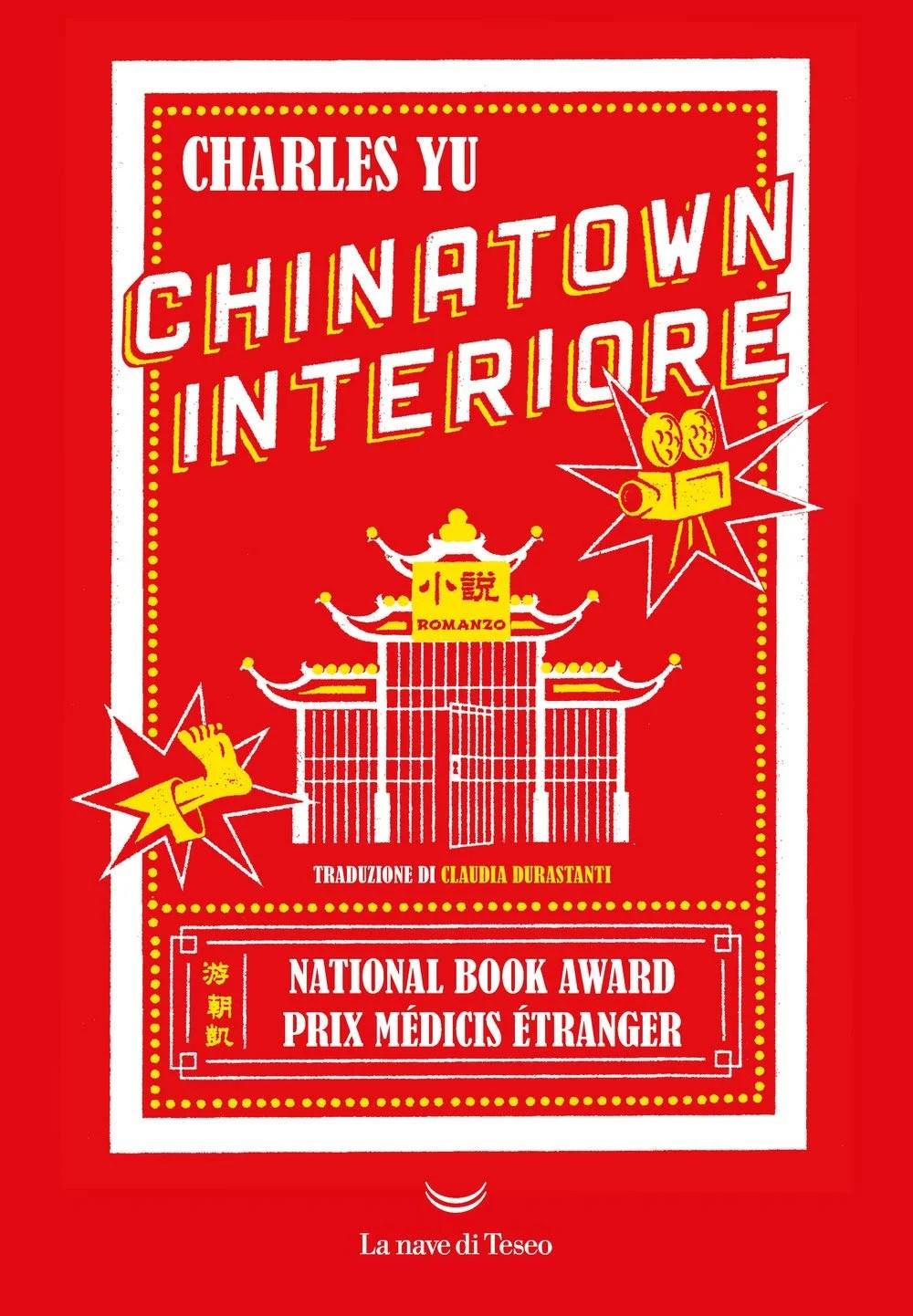 Recensione di Chinatown Interiore – Charles Yu