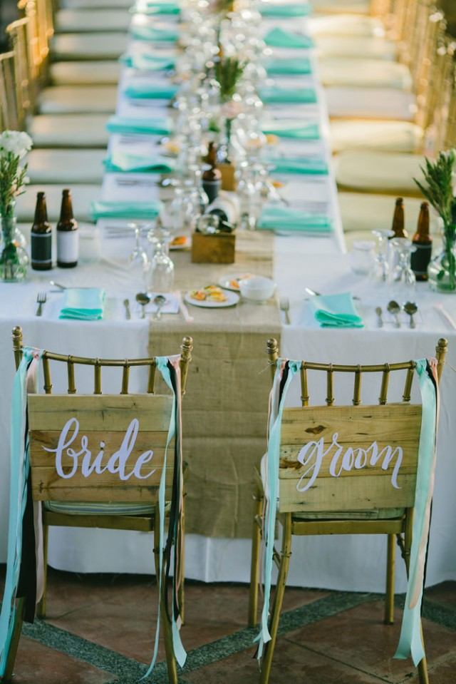 Do It Yourself Rustic Wedding In The Philippines Rock N