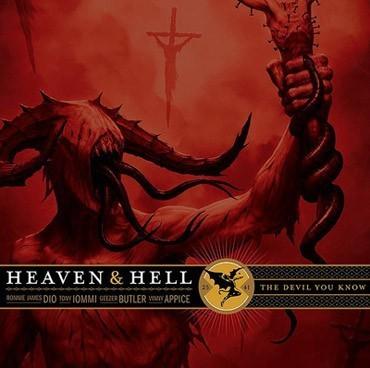 """""""The devil you know"""" el álbum de estudio de los ex-Black Sabbath"""