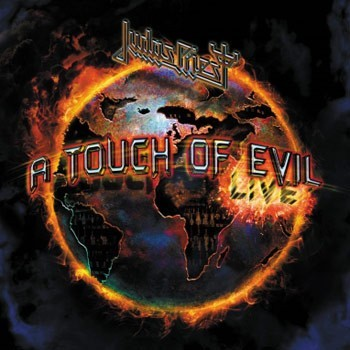 """A touch of evil: Live"", el nuevo disco en vivo de Judas Priest"