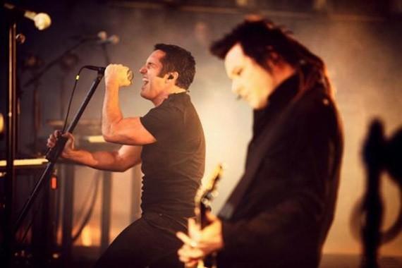 Nine Inch Nails en vivo