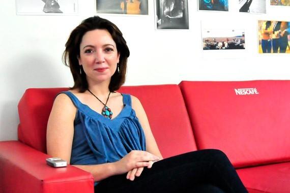 Marisol García, directora de prensa del Festival In-edit