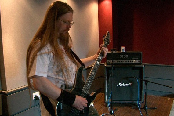 Andrew Craighan - My Dying Bride