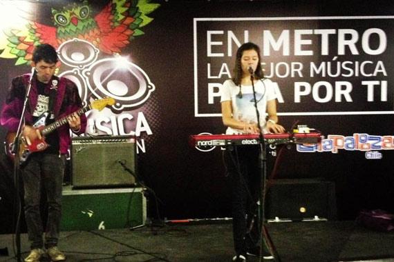 Música de Estación 2013 | Lollapalooza 2013