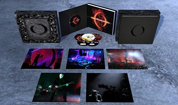 A Perfect Circle Live - Featuring Stone and Echo