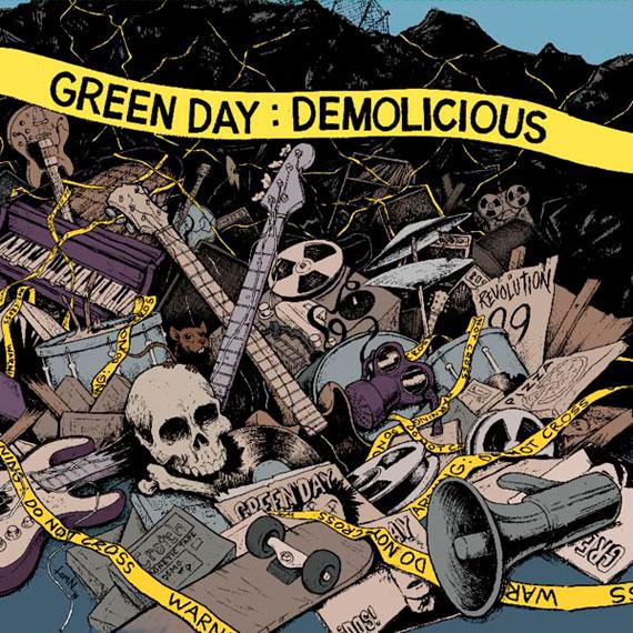 Green Day - 'Demolicious' (2014)