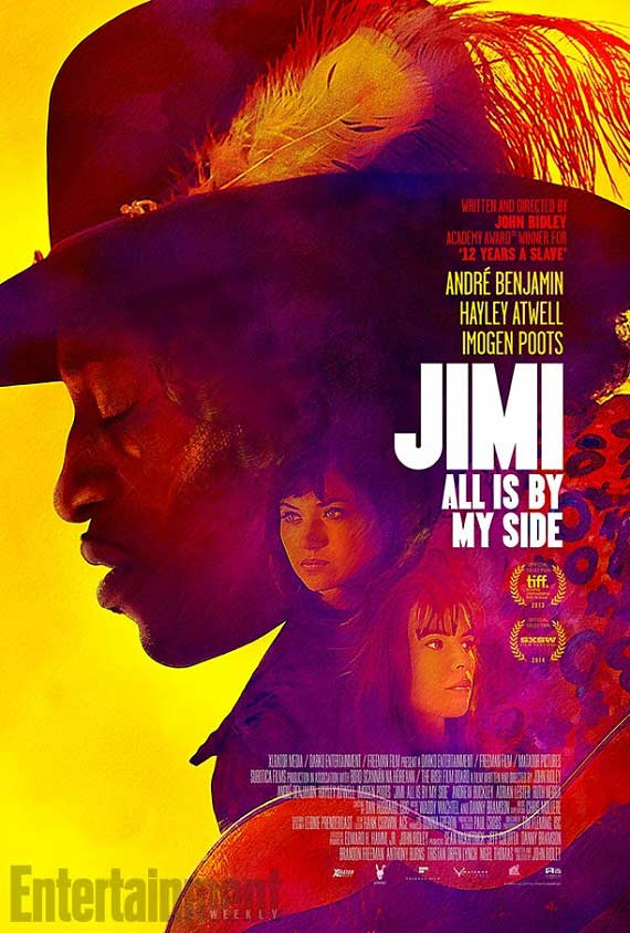 Jimi: All Is By My Side (2014)