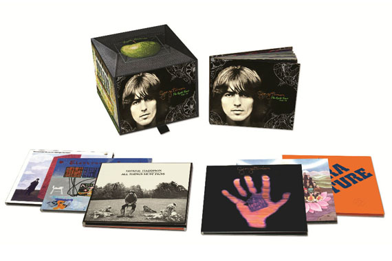 George Harrison - The Apple Years (2014)