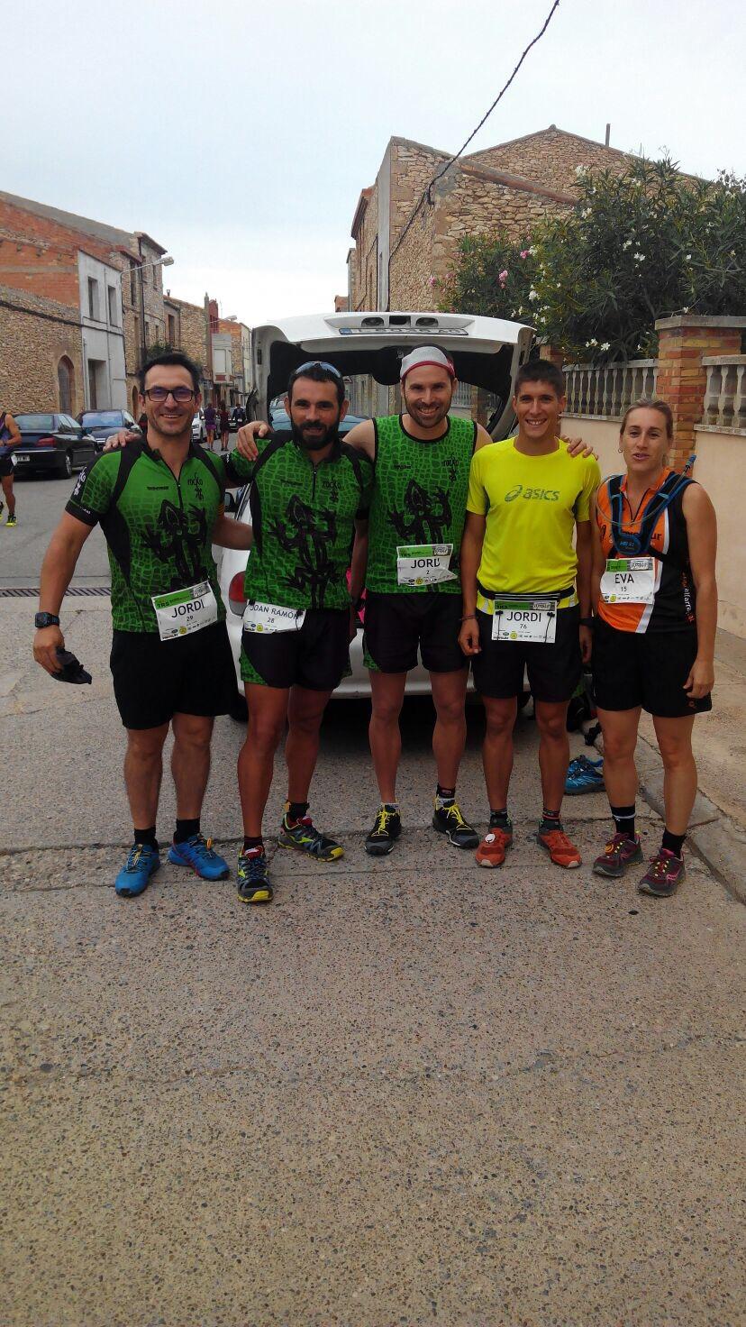 TRS Lleida Tossals d'Almatret