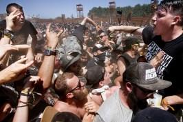 No Turning Back | Hellfest 2017