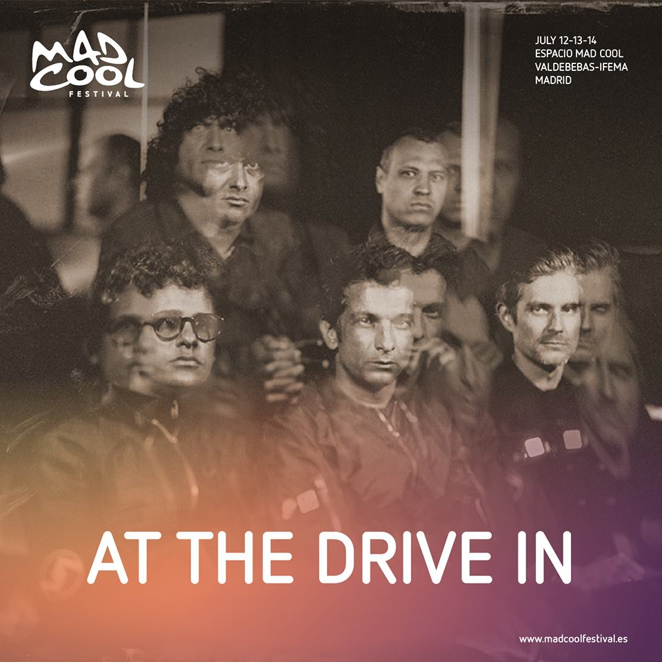 At the drive in mad cool