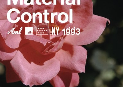 "Glassjaw: ""Material Control"""