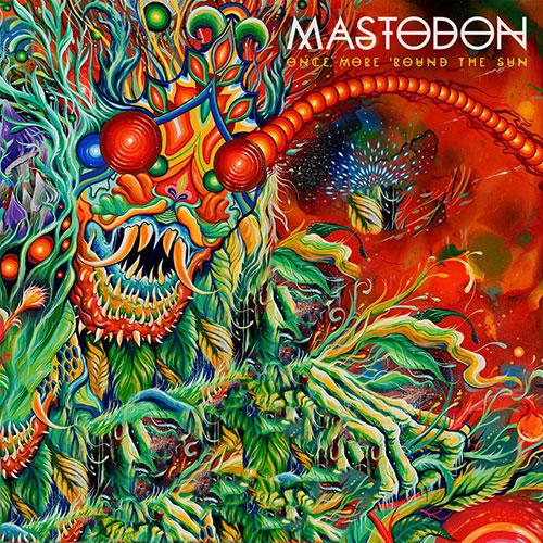 Mastodon -Once more Round The sun [2014]
