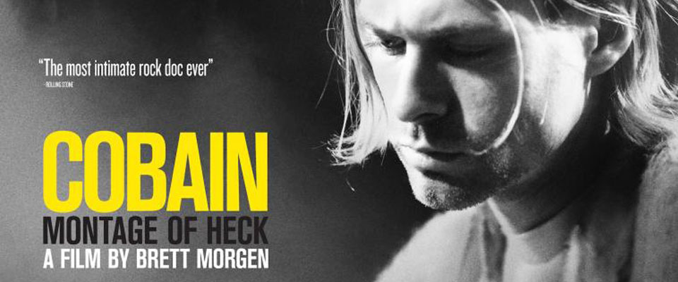 Projection : Kurt Cobain : Montage Of Heck – Brett Morgen