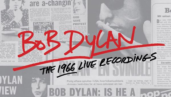 Risultati immagini per bob dylan the 1966 recordings