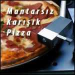 Mantarsız Karışık Pizza