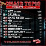 OnAir Top10 Sonuçları - 13.Hafta