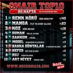 OnAir Top10 Sonuçları - 20.Hafta