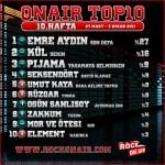 OnAir Top10 Sonuçlar- 10.Hafta