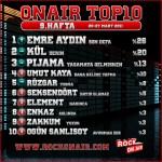OnAir Top10 Sonuçlar- 9.Hafta