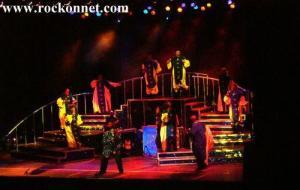 Harlem Gospel Singers - foto: Rok Nemet